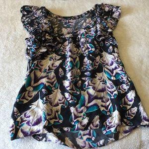 Leifdottir silk sleeveless blouse